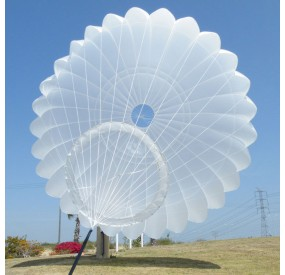 Mayday Apco parachute de secours