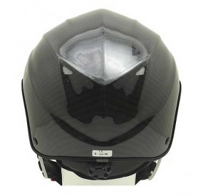 Casque Icaro Solar X Carbon Optic back