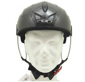 Casque Icaro Solar X Carbon Optic front