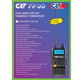 Radio CRT FP00 boite
