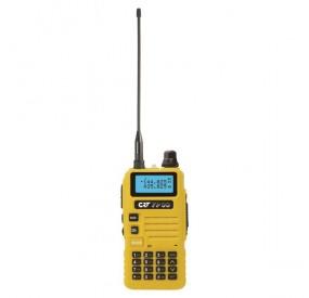 Radio CRT FP00 jaune