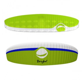 Gradient Bright 5 - Lime Green