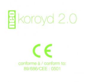 Logo NEO Koroyd 2.0