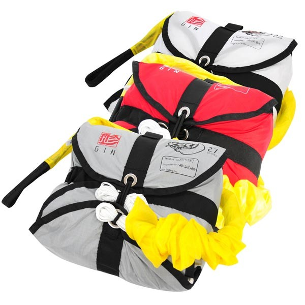 Parachute de secours GIN Yeti Rescue