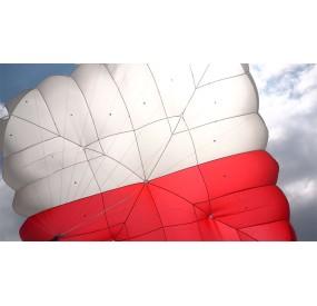 Parachute carré Supair Fluid Light bi 02