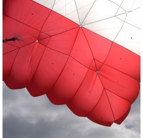 Parachute carré Supair Fluid Light 02