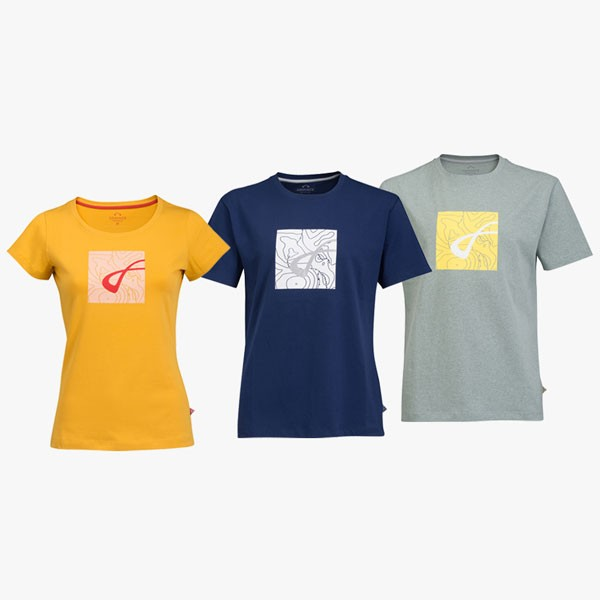 T-shirts parapente ADVANCE 2020