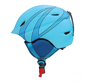 Casque Ozone Shield bleu - 01
