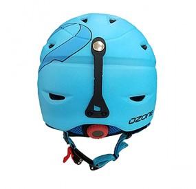 Casque Ozone Shield bleu - 02