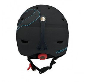 Casque Ozone Shield noir - 02