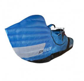 Sellette cocon Ozone F-Race - back