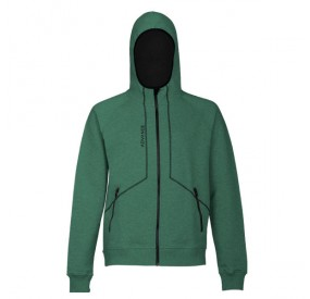 Sweat à capuche Hoodie Advance Sea Green