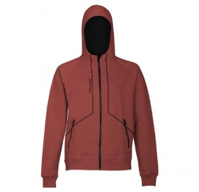 Sweat à capuche Hoodie Advance SRed Brown