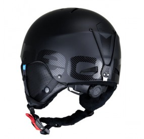 Casque parapente NEO Hexagon black