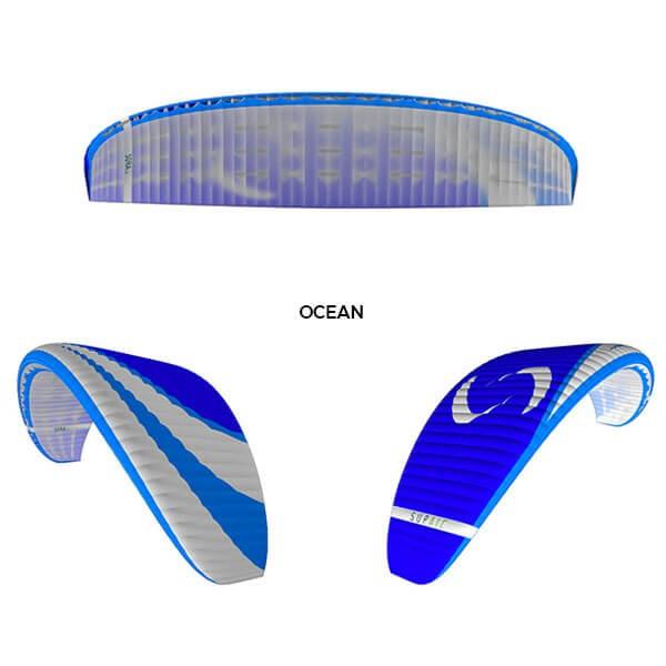 Biplace Supair SORA 2 Plus - Ocean