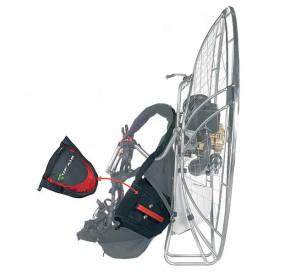 Sellette Paramoteur Evo Supair - poche parachute