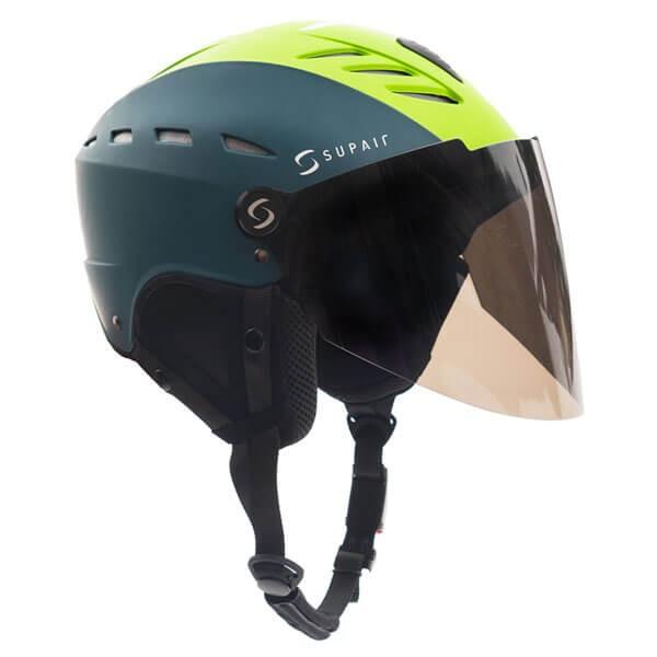 Casque SUPAIRVISOR Petrol Green-face