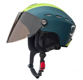 Casque SUPAIRVISOR Petrol Green-side