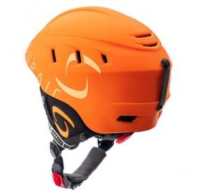 Casque SUPAIR PILOT - Orange - back