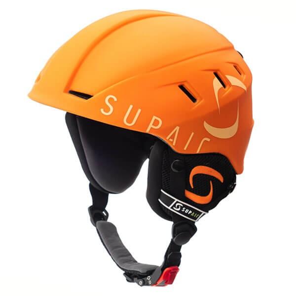 Casque SUPAIR PILOT - Orange - face
