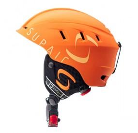 Casque SUPAIR PILOT - Orange - side