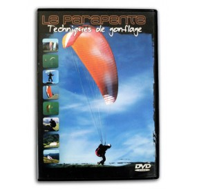 DVD Le Parapente : Techniques de Gonflage