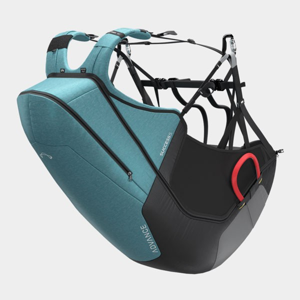 Sellette Advance Success 5-Coral blue