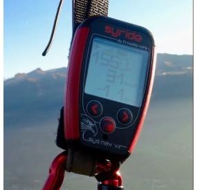 Alti-vario-GPS Syride SYS'Nav V3 - 04