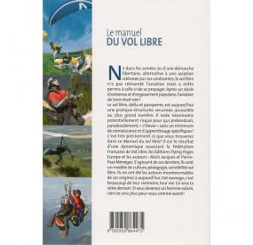 Le manuel du vol libre FFVL couv4