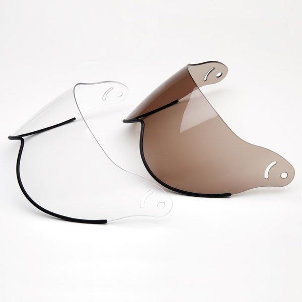 Visieres courtes casque Solar X Icaro