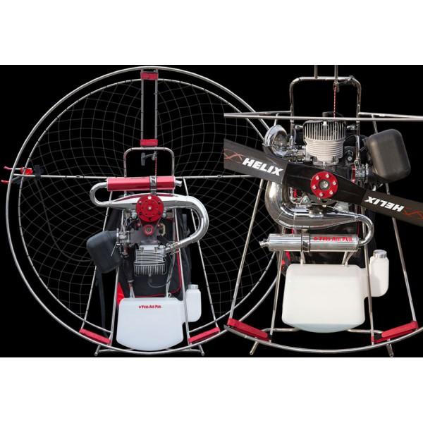 Paramoteur Mikalight H&E AIRMAX