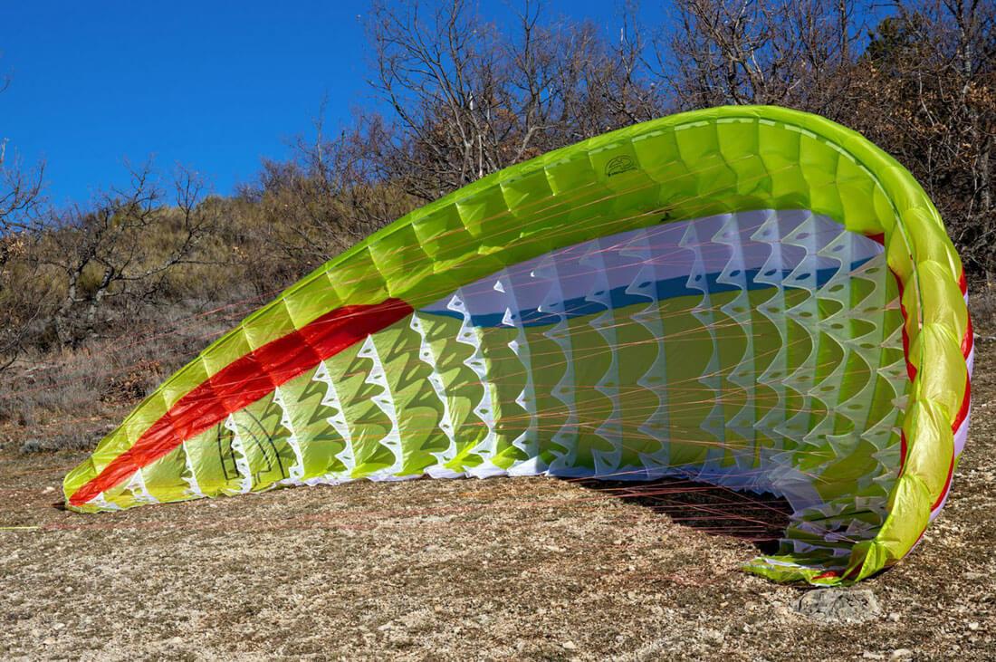 Parapente AirDesign new UFO EN-A-C - 02