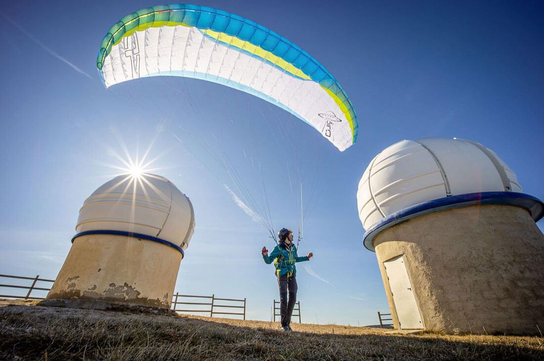 Parapente AirDesign new UFO EN-A-C - 09