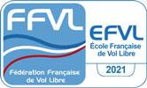 Logo FFVL EFVL 2021
