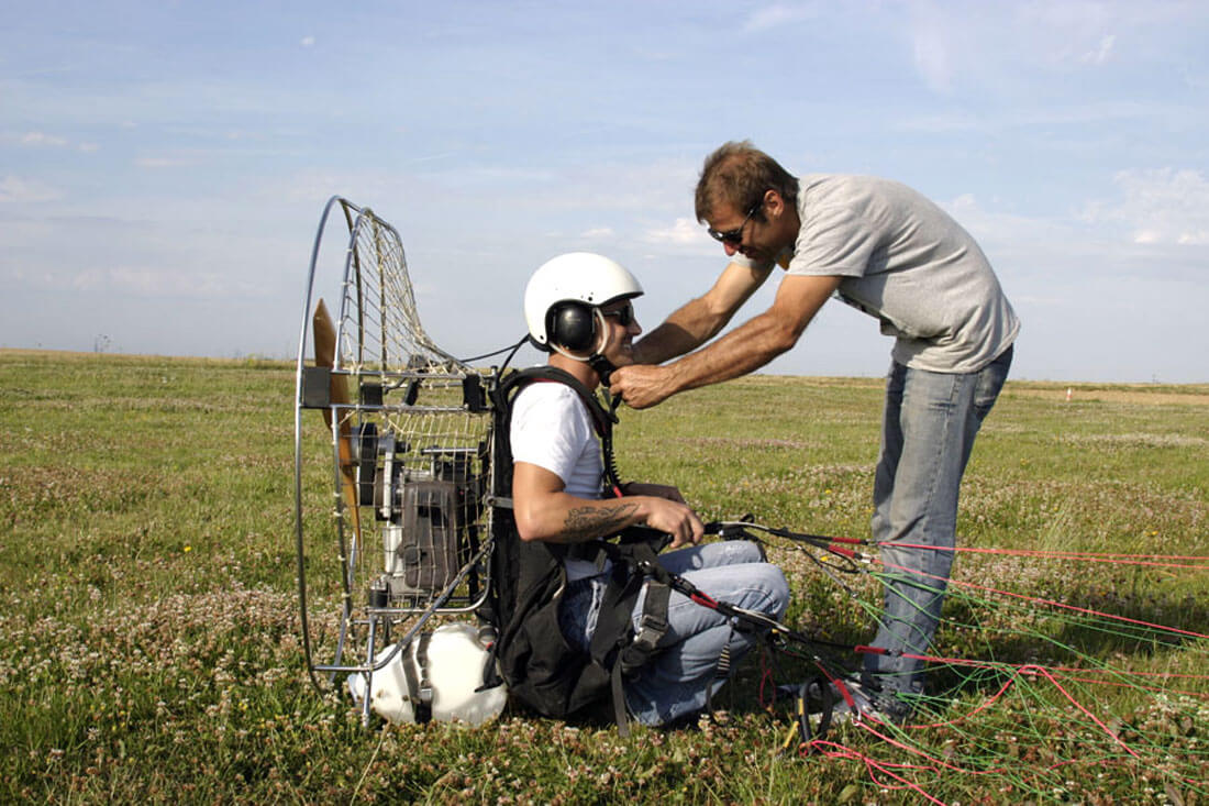 Stage paramoteur Propulsion-1