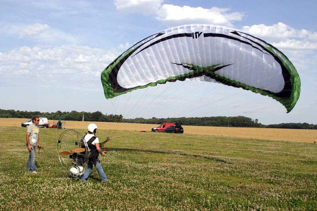 Stage paramoteur Propulsion-4
