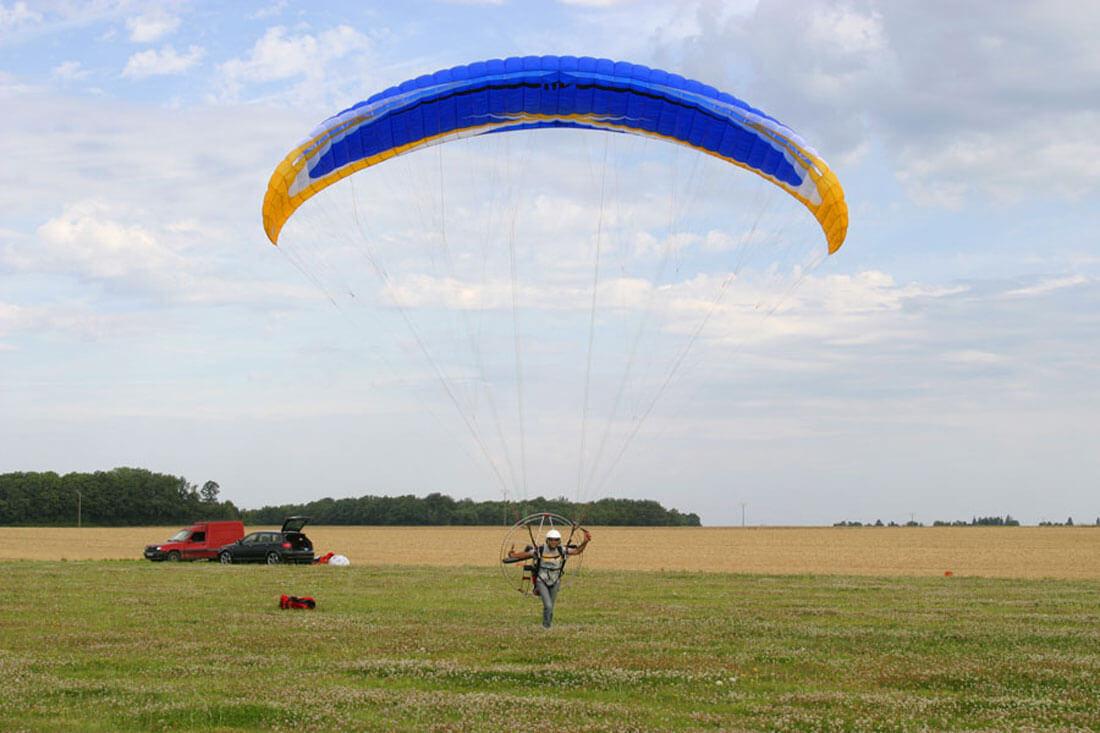 Stage paramoteur Propulsion-6