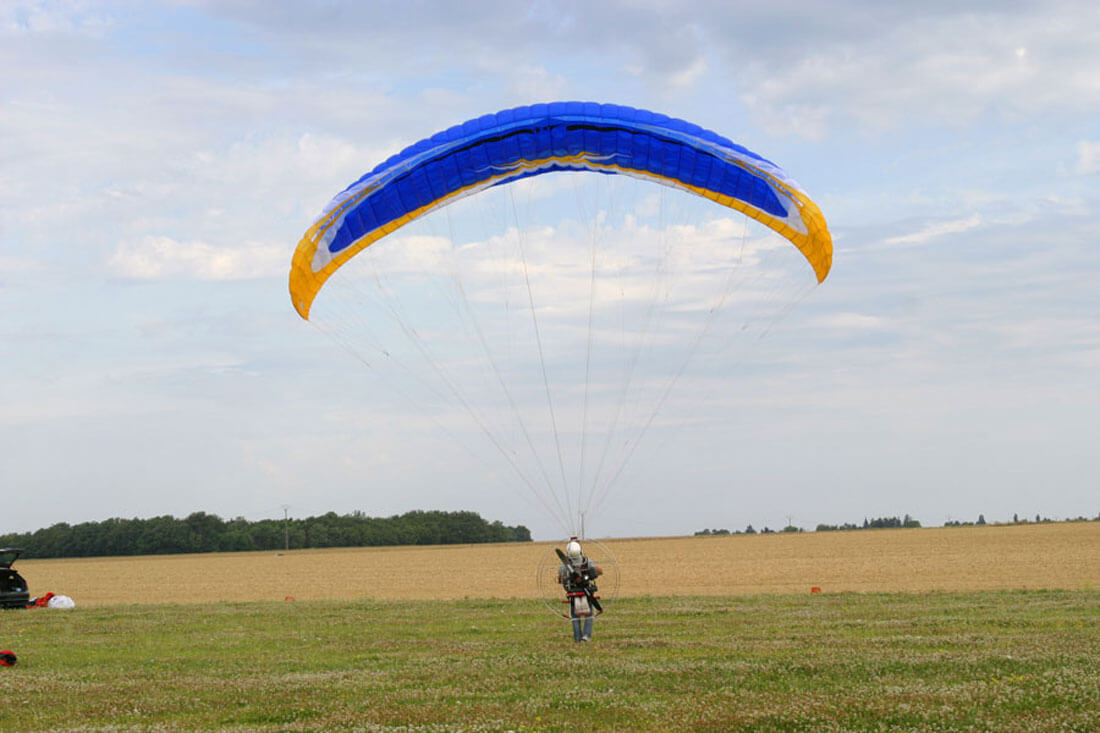 Stage paramoteur Propulsion-5