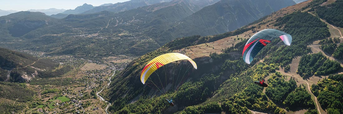 Parapente Skywalk Arak
