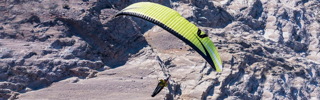 parapente Skywalk Spice - Slider 2