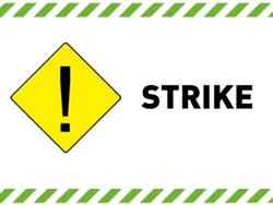 Logo Communiqué Sécurité Strike Supair